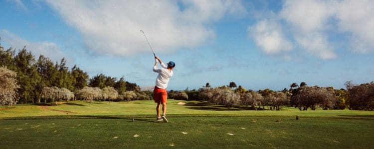 chiropractic for golfers